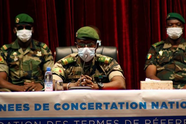 Mali appoints ex-defence minister as transition leader