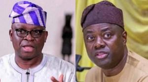Makinde, Fayose feud dangerous for PDP – a group of diaspora