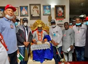 ONDO 2020: Ijaws in Ondo disown Ajayi, apologise to Akeredolu