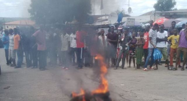 Two lynched for armed robbery in Calabar