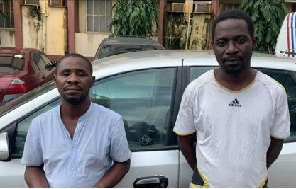 How we swap real phones with fake ones – suspects
