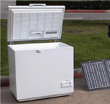 Firm introduces solar-powered refrigerators to empower SMEs