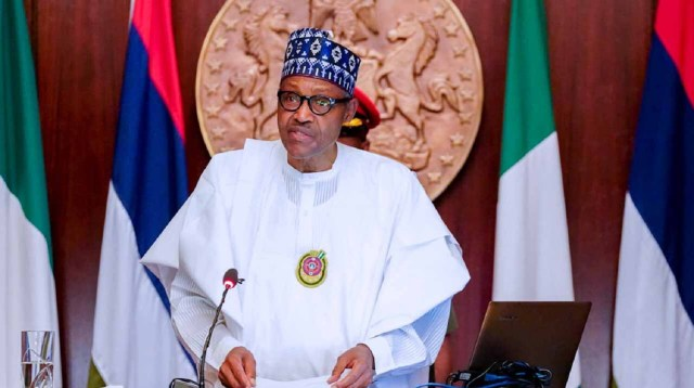 Buhari, Economic Advisory Council meet in Aso Rock