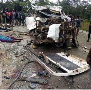 11 die in Calabar-Ikom Road auto crash