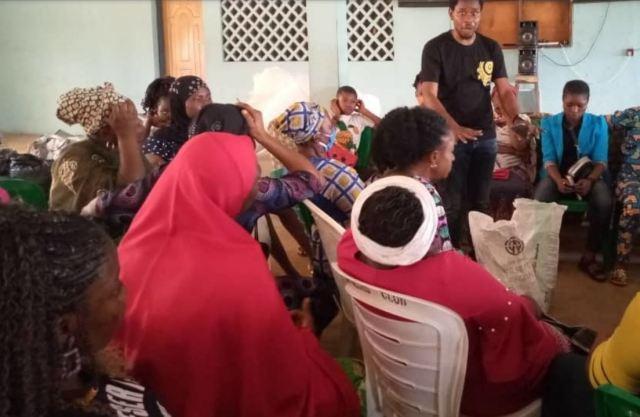NGO empowers 45 widows