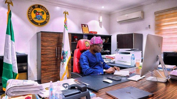 Lagos commences construction of rail line from Agbado to Marina