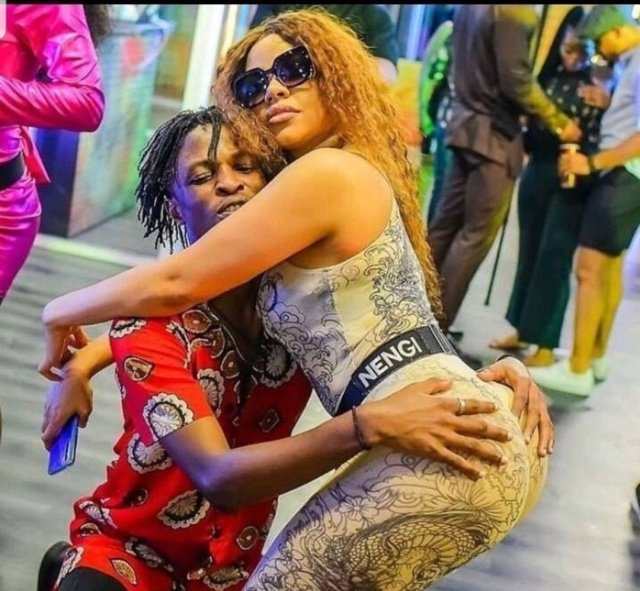 Is he just having fun or there's something going on? Nigerians react to Laycon's erotic dance with Nengi [VIDEO]