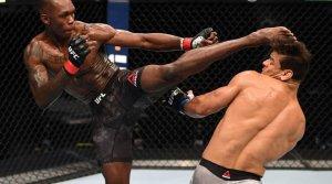 UFC 253 results: Israel Adesanya embarrasses Paulo Costa with TKO