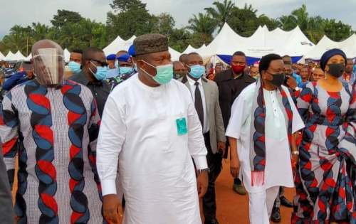 Clegies shun Senator Okoro's burial mass