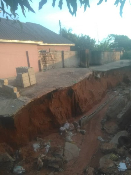 Imo landslide: How I relocated, my wife, children ― Victim