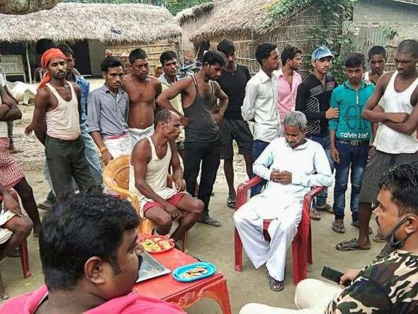 Indian village holds crocodile hostage, demands ransom