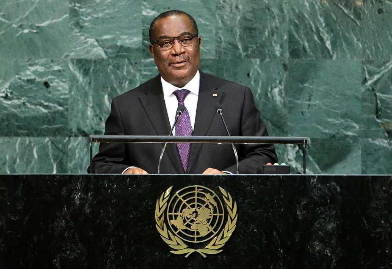 Togo prime minister, Klassou, his government resign