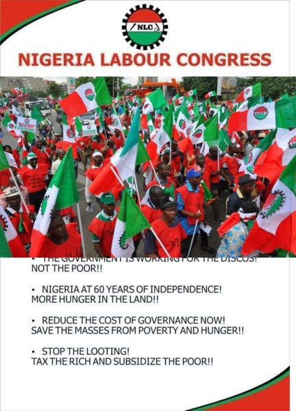 #NLCStrike: We have no labour, Nigerians go wild on NLC for calling off strike