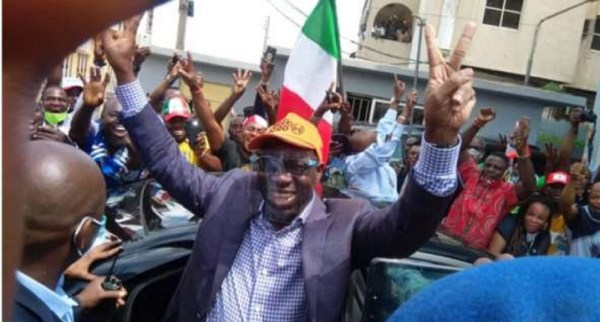 Okowa's aide commends S'South Govs over Obaseki's victory