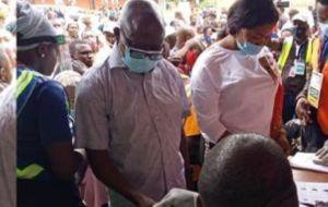 Oshiomhole , INEC
