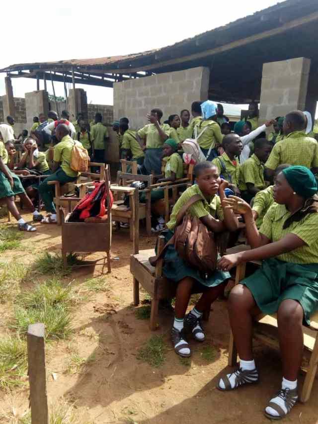 S 12 Schools resume in Lagos, Oyo after long COVID-19 break
