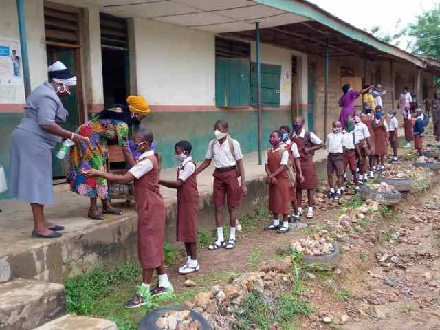 S 4 Schools resume in Lagos, Oyo after long COVID-19 break