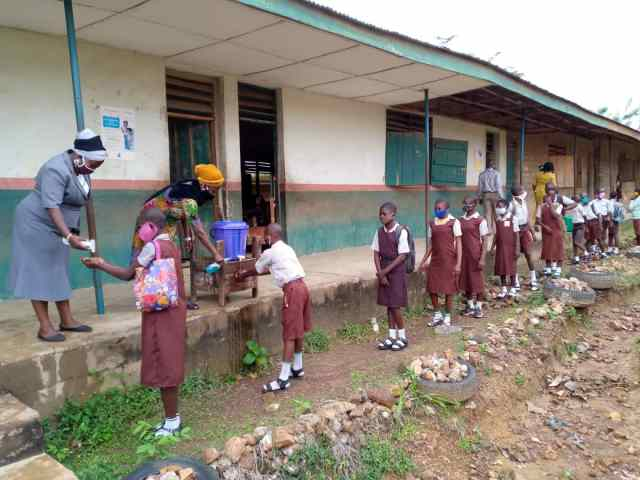 S 5 Schools resume in Lagos, Oyo after long COVID-19 break