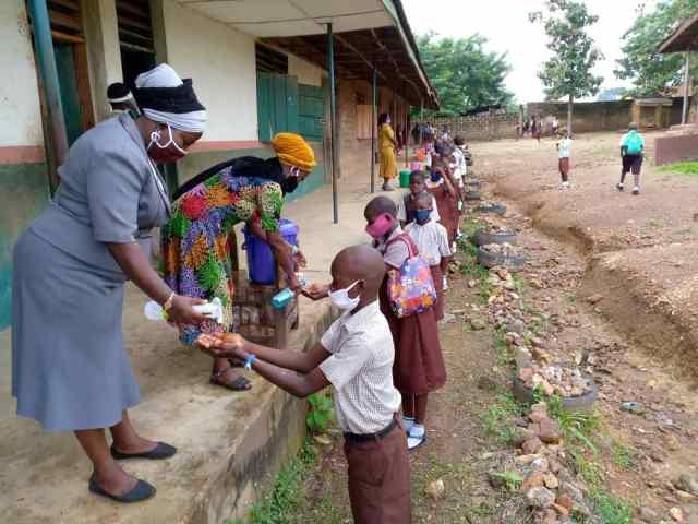 S 6 Schools resume in Lagos, Oyo after long COVID-19 break