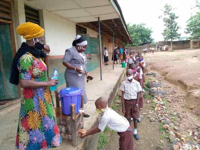 S 8 Schools resume in Lagos, Oyo after long COVID-19 break