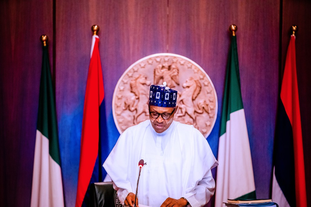 Group condemns call for Buhari's resignation