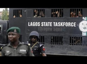 Restricted routes: Taskforce impounds 100 okada in Lagos