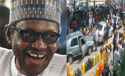 How Nigerians will benefit from petrol deregulation - Buhari