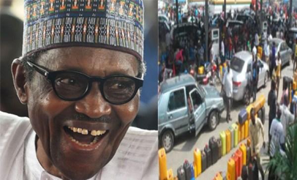 How Nigerians will benefit from petrol deregulation - Buhari