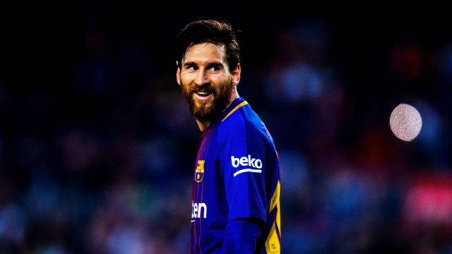 I'm tired of being blamed for everything at FC Barcelona, Messi says
