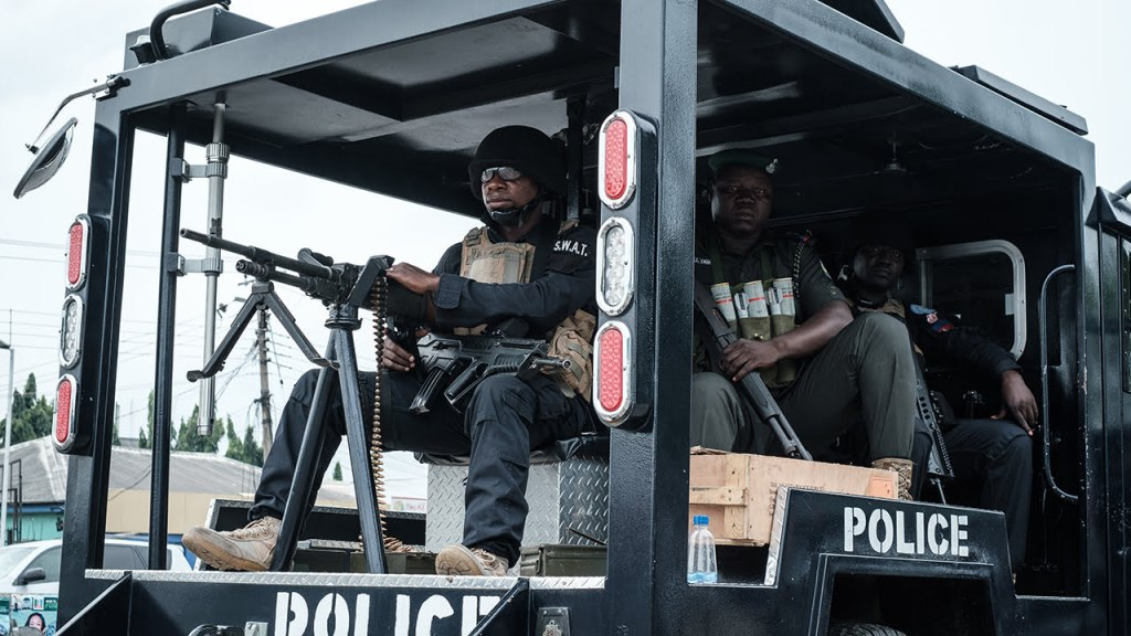 Police kill 6 armed robbers in Akwa Ibom