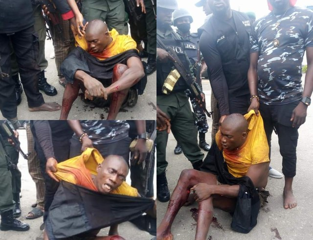 Arrested Rivers notorious killer with N30M bounty died along with younger brother
