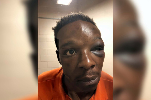 USA  police officer fired for beating black man at traffic stop