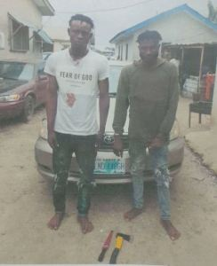 Uber robbery suspects