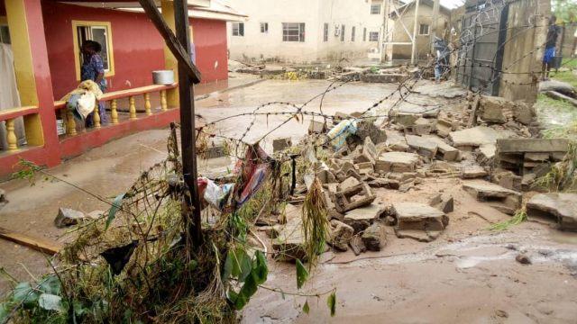 Floods: 60 houses swept away as FCT residents seek FG's intervention