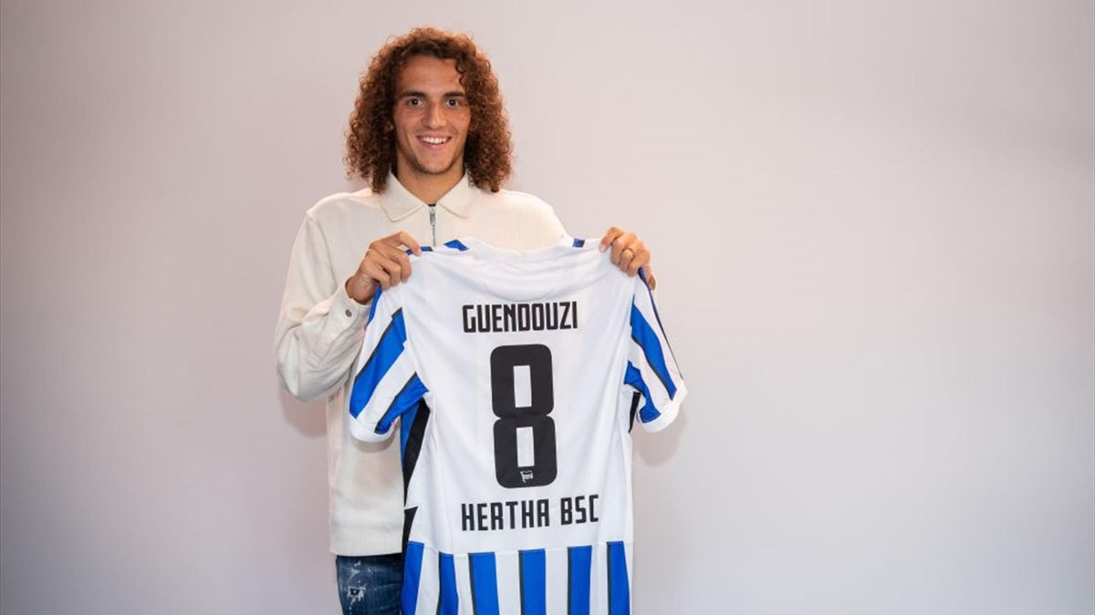 TRANSFER: Arsenal send outcast Guendouzi on season-long loan to Hertha