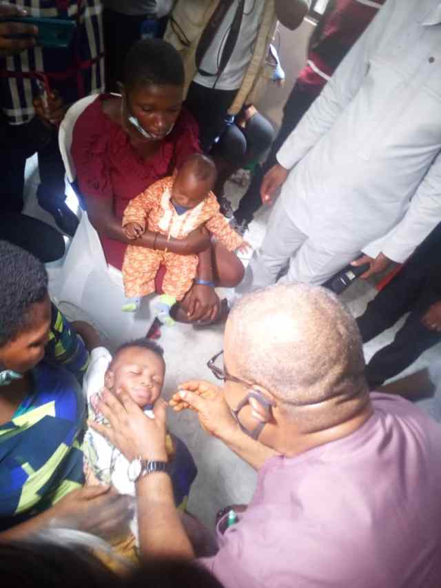 No child will die of preventable disease in C'River ― Ayade vows