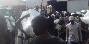 Ekiti State raises alarm over looting of poisonous food items
