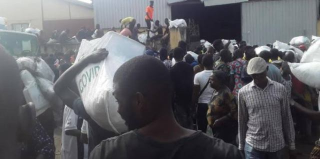 Security agents arrest hoodlums for alleged looting in Ilorin