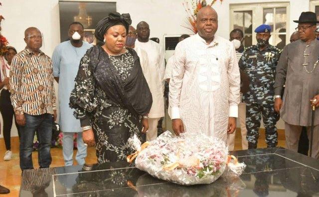 Chief Diepreye Alamieyeseigha's fifth memorial service