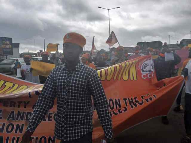 DSS disrupts, arrest protesters in Osogbo