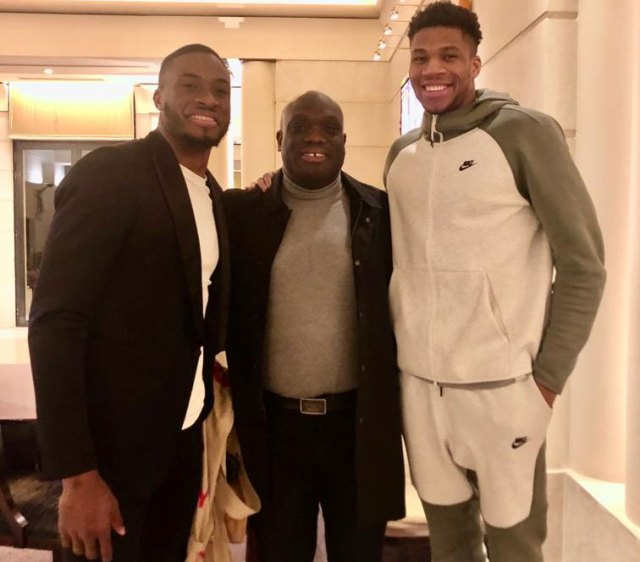 Drew Uyi hails Antetokounmpo brothers over NBA honours