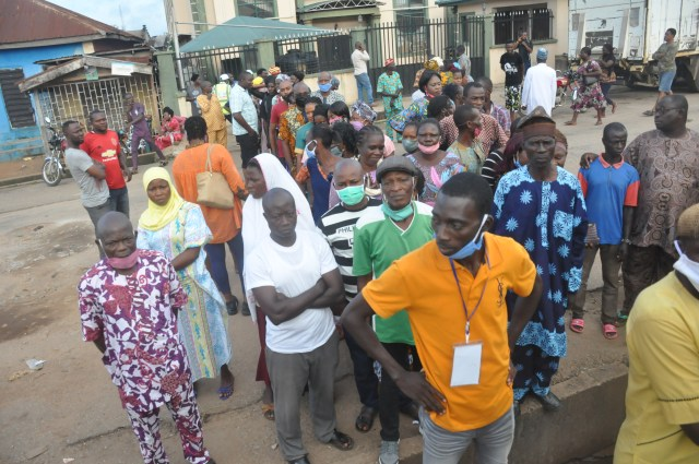 JUST IN: Police confirms shootings at Ondo polling unit