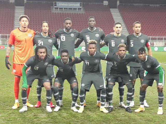 Super Eagles slip to 1-0 defeat against Algeria