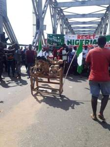 #EndSARS: The view from Niger Bridge