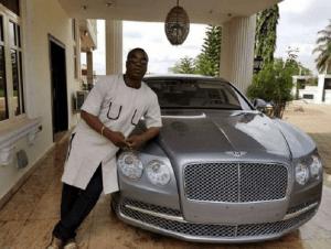 KI denies brutalising MC Murphy at birthday party of Oba Abdulfatai Akamo