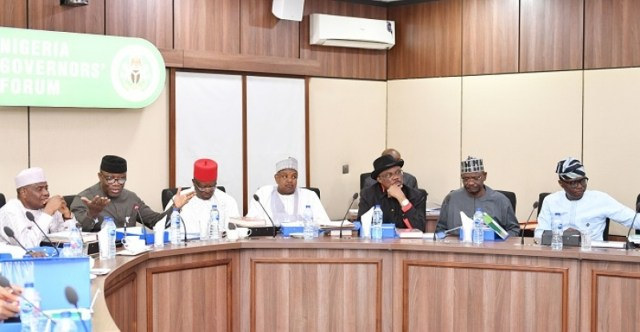 ENDSARS PROTESTS: We are coming up with Blueprint to reduce Youth Restiveness in the Country - Governors