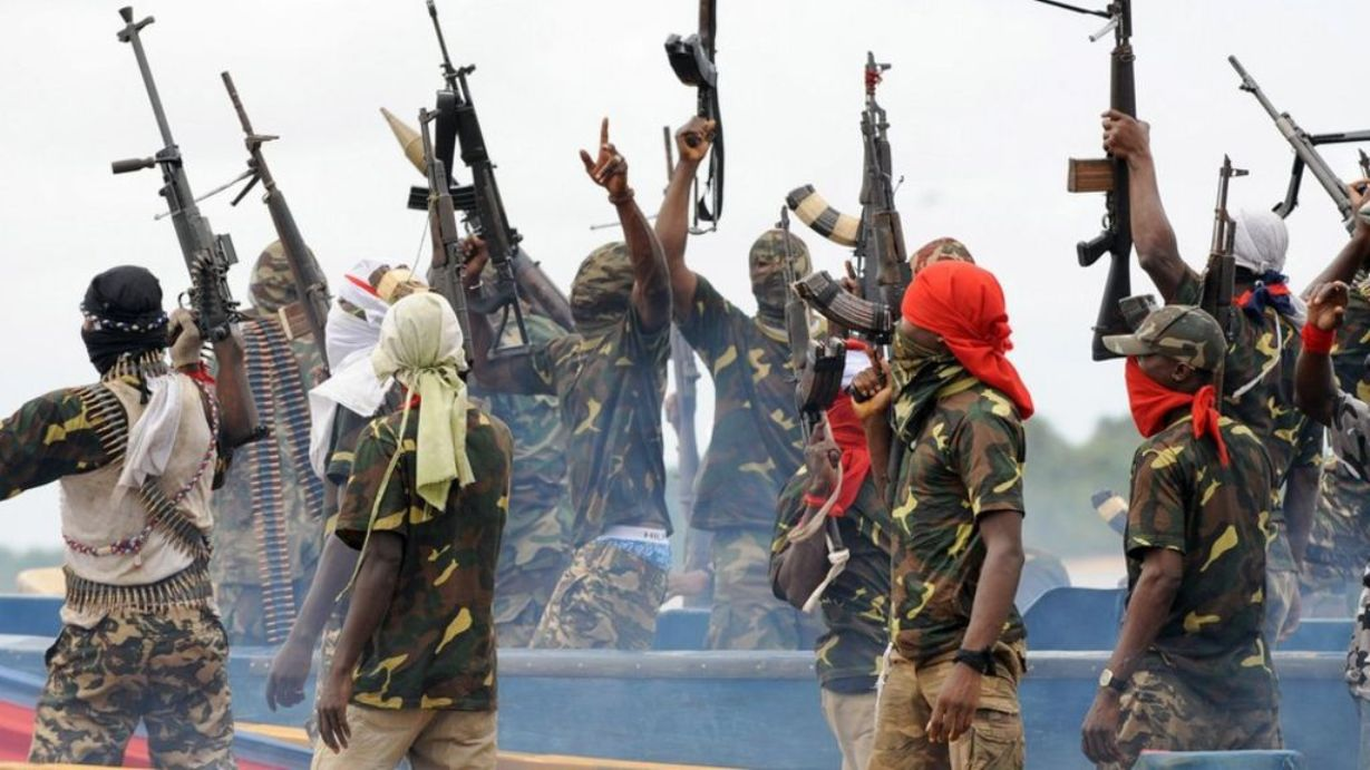 Niger Delta militants plan to attack Chevron, Shell, NNPC facilities