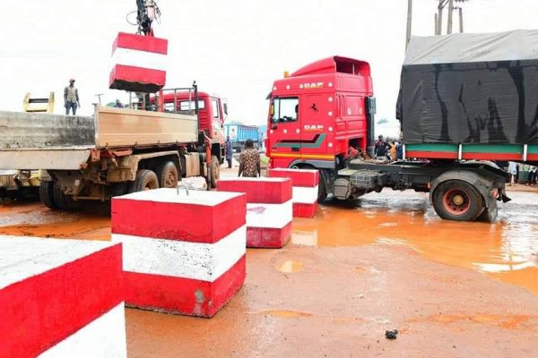Niger Govt again threatens closure of Minna-Bida Road