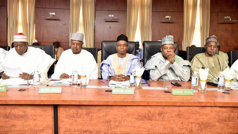 Northern governors, NSA, IGP meet in Kaduna