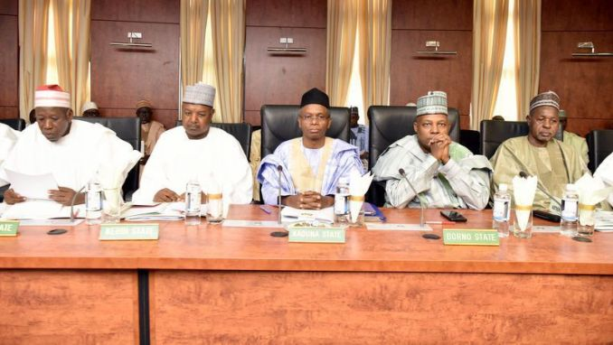 #EndSARS: Northern Governors sue for peace, condemn violence